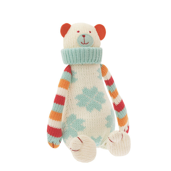 Grannies knitted Bear - the source