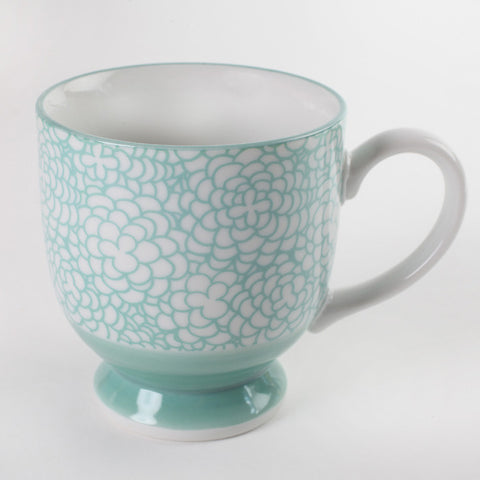 Elements Mug -Green - the source
