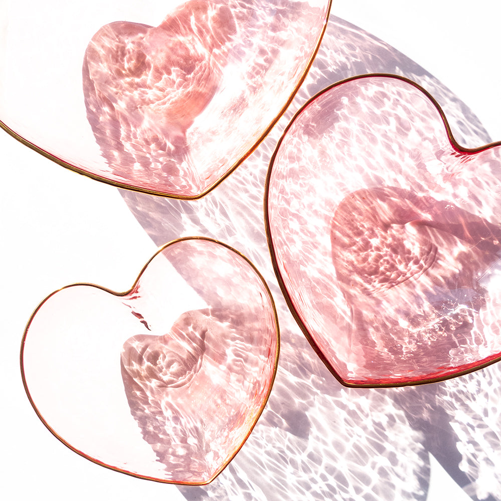 Juliet Heart Bowl Pink - S - the source