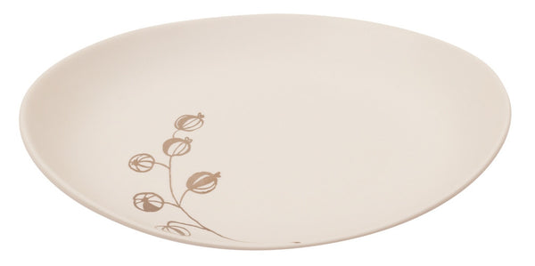 Botanicals Gooseberry Oval Plate Med - the source