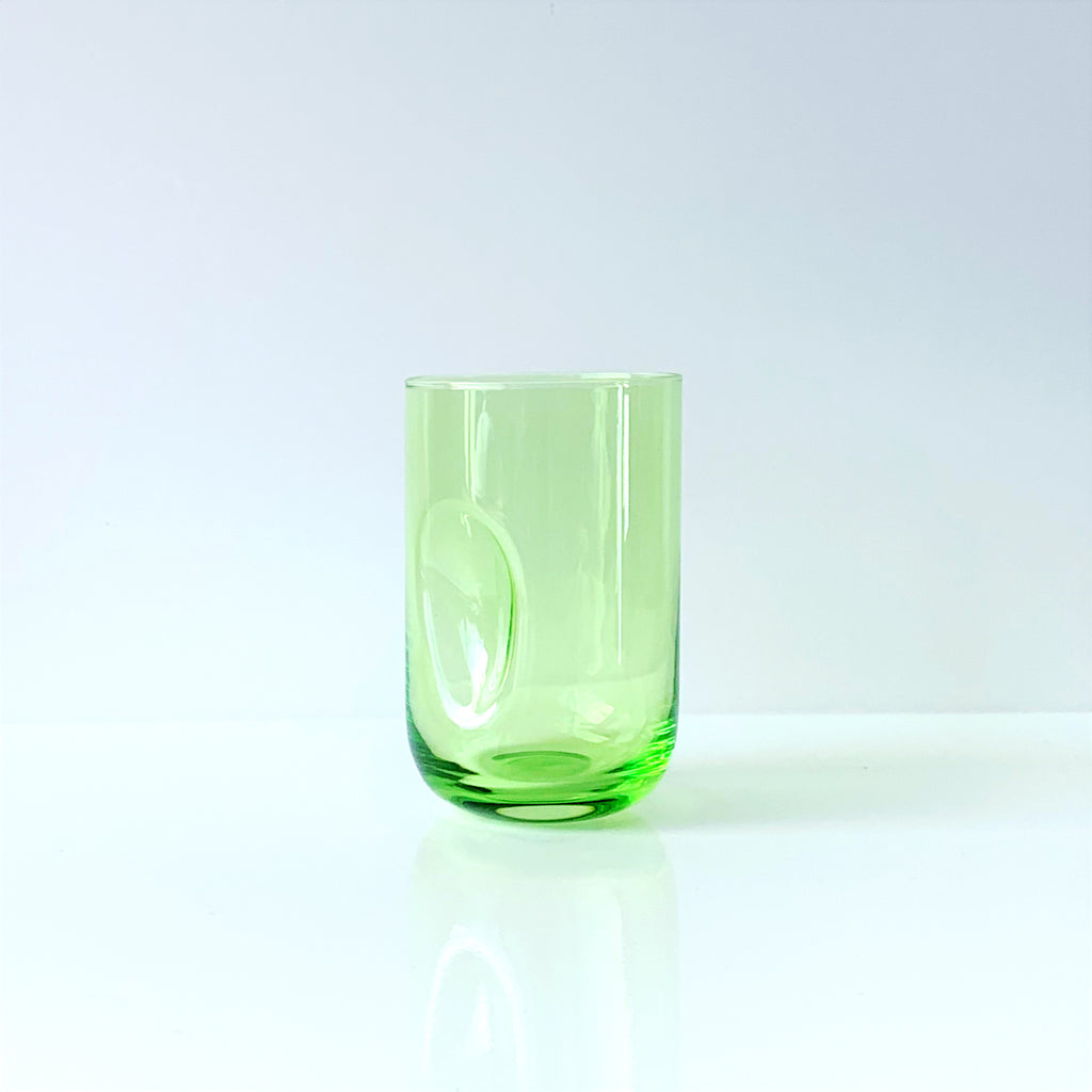 Dimple Glasses - Green - the source