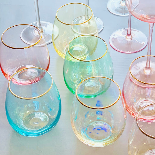 Lustre Tumblers - Blue/2 - the source