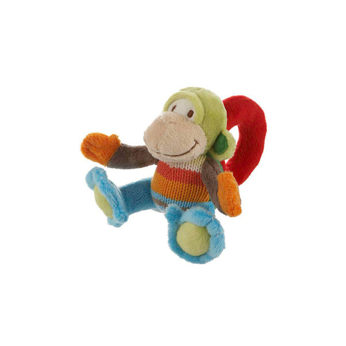 Monkey Mo rattle - the source