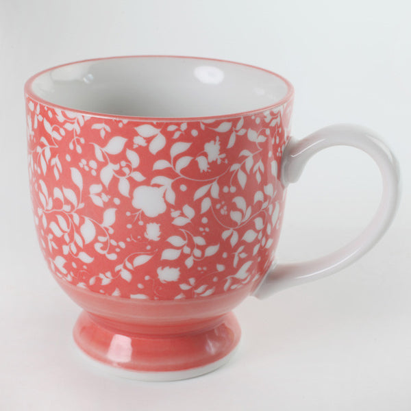 Elements Mug -Coral - the source