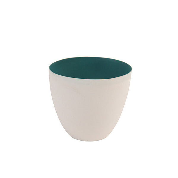 Votive teal small - the source