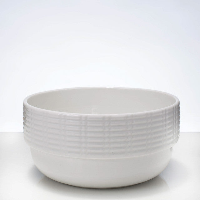 Trellis cereal bowl - the source