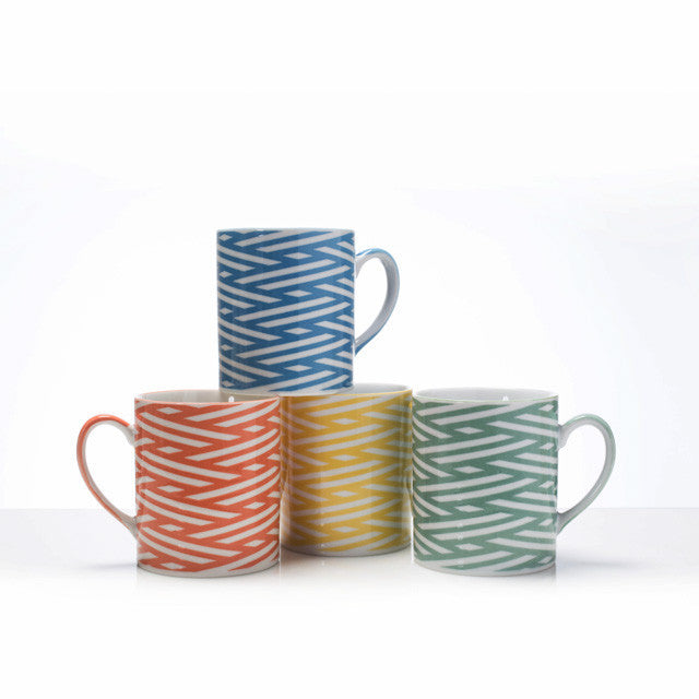 Hida Mug - Green - the source