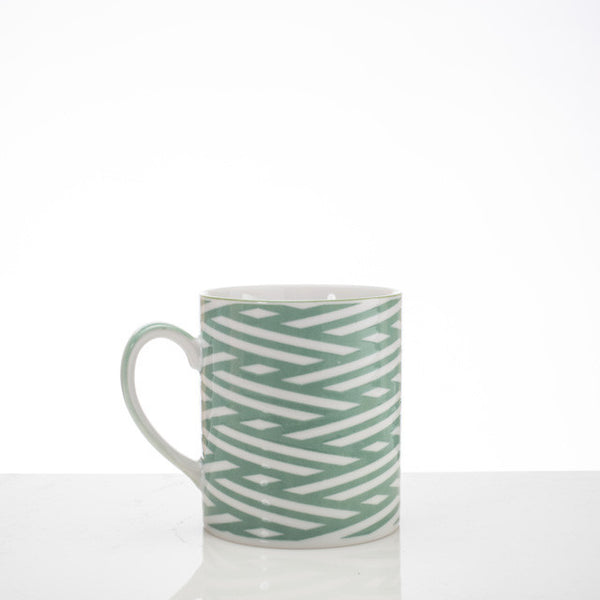 Hida Mug Green - the source