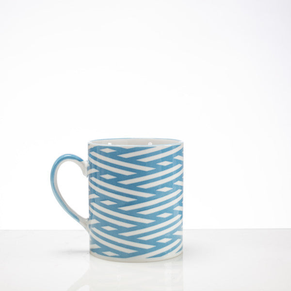 Hida Mug Blue - the source