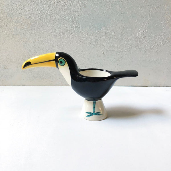 Egg cup Toucan - the source