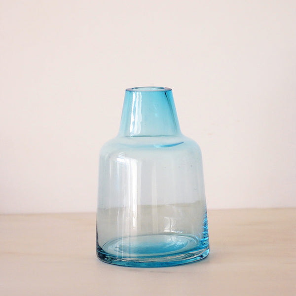 Vase Blue Bottle - the source