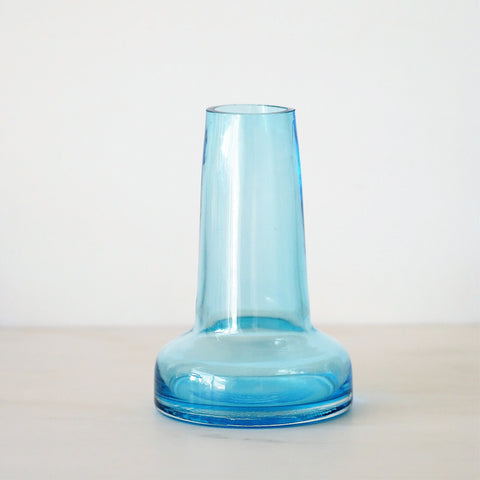 Vase Blue Cone - the source