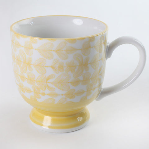 Elements Mug -Yellow - the source