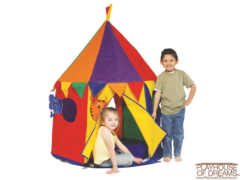 Bazoongi Special Edition Circus Tent - Playhouse of Dreams