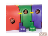 Gus Climb-N-Crawl Caterpillar - 4 Section - Playhouse of Dreams  - 12