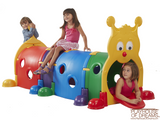 Gus Climb-N-Crawl Caterpillar - 4 Section - Playhouse of Dreams  - 1