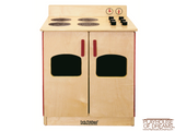 Birch Play Kitchen - Stove - Playhouse of Dreams  - 3