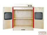 Birch Play Kitchen - Stove - Playhouse of Dreams  - 5