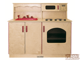 Birch 4-In-1 Play Kitchen - Playhouse of Dreams  - 4