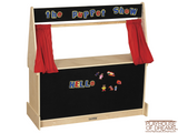 Puppet Theater - Flannel - Playhouse of Dreams  - 3