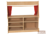 Puppet Theater - Flannel - Playhouse of Dreams  - 2