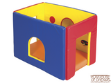 Softzone Discovery Play Cube - Playhouse of Dreams  - 2