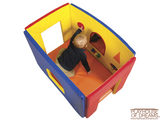 Softzone Discovery Play Cube - Playhouse of Dreams  - 1