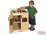 Birch Play Kitchen - Stove - Playhouse of Dreams  - 2