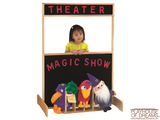 Space Saver Multi-Play Screen - Playhouse of Dreams  - 3