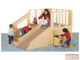Tiny Tots Loft - Playhouse of Dreams  - 3
