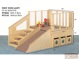 Tiny Tots Loft - Playhouse of Dreams  - 4