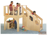 Tots Loft - Playhouse of Dreams  - 4