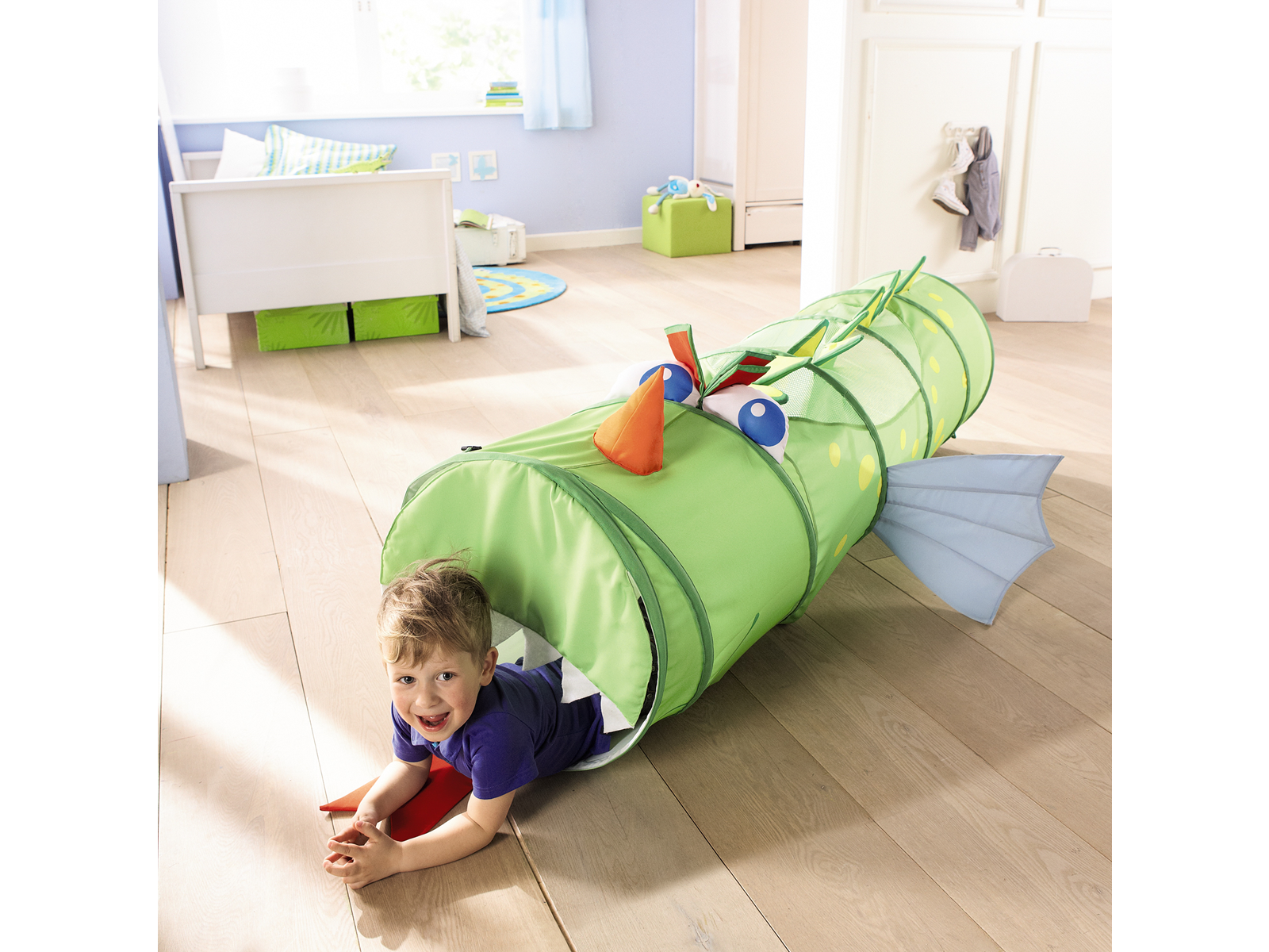 Haba Croco Kuno Crawling Tunnel - Buy Online - Playhouse of Dreams  - 1