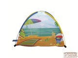 Seaside Beach Cabana - Pacific Play Tent - Playhouse of Dreams  - 5