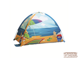 Seaside Beach Cabana - Pacific Play Tent - Playhouse of Dreams  - 3