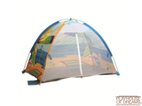 Seaside Beach Cabana - Pacific Play Tent - Playhouse of Dreams  - 4