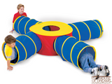 Tunnels of Fun - Pacific Play Tent - Playhouse of Dreams  - 6
