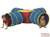 Tunnels of Fun - Pacific Play Tent - Playhouse of Dreams  - 7