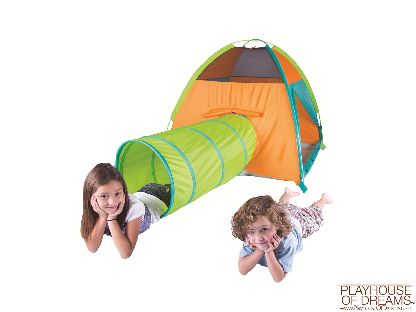 ... Neon  Hide-Me  Tent/Tunnel Combo - Pacific Play Tent - Playhouse ...  sc 1 st  Playhouse of Dreams & Neon