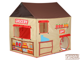 Grocery Theater Tent - Pacific Play Tent - Playhouse of Dreams  - 8