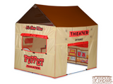 Grocery Theater Tent - Pacific Play Tent - Playhouse of Dreams  - 7