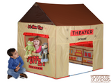 Grocery Theater Tent - Pacific Play Tent - Playhouse of Dreams  - 5