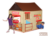 Grocery Theater Tent - Pacific Play Tent - Playhouse of Dreams  - 4
