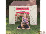 Grocery Theater Tent - Pacific Play Tent - Playhouse of Dreams  - 12