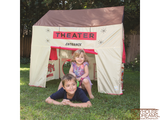 Grocery Theater Tent - Pacific Play Tent - Playhouse of Dreams  - 13
