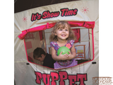 Grocery Theater Tent - Pacific Play Tent - Playhouse of Dreams  - 11