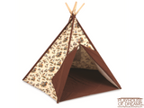 Fabric Tee Pee - Pacific Play Tent - Playhouse of Dreams  - 2