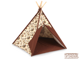 Fabric Tee Pee - Pacific Play Tent - Playhouse of Dreams  - 1