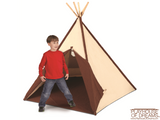 Authentic Tee Pee - Pacific Play Tent - Playhouse of Dreams  - 2