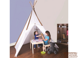 Giant Cotton Canvas 8' Tee Pee - Pacific Play Tent - Playhouse of Dreams  - 2